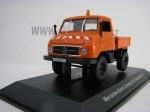 Mercedes Unimog U 32 - Baureihe 411 Orange 1:43 SpecialC